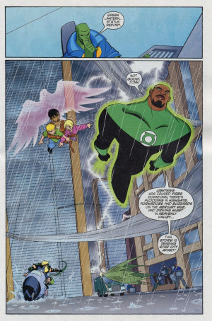 Justice League Unlimited > #21 (First Print- May 2006; DC Kids Digest ...