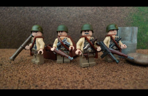 """American WW2 Squad. """"America's veterans have served their country ..."""