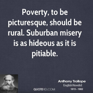 Anthony Trollope Quotes