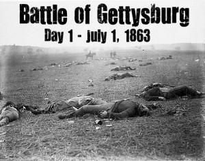 battle of gettysburg day 2 battle of gettysburg day 3