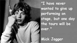 Mick jagger quotes 3