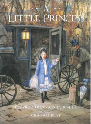 Quote of the Week #24: A Little Princess by Frances Hodgson Burnett