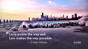 ernest holmes quote - 021815 - 1800