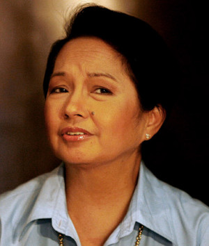 Gloria Macapagal Arroyo, embattled Philippines President, who is ...