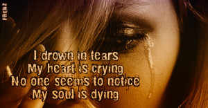 25 Touchy Quotes About Tears