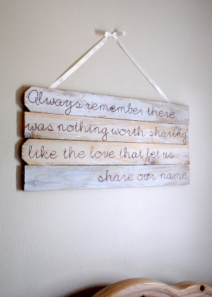 wall art recycled from fence posts Fashionable Home Accents Produced ...