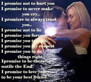 My promise to you ecard