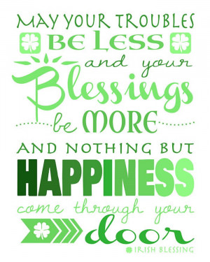 Meaningful St. Patrick's Day 2015 Quotes For Teachers