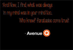 Displaying (19) Gallery Images For Broadway Musical Quotes...