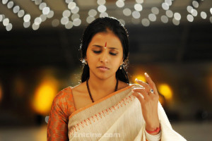 Pop Singer Smitha New Saree Photos