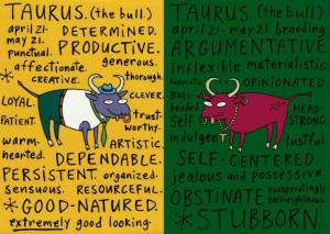 The good and the bad #taurus Taurus Girls, Bad Taurus, Quotes, Taurus ...