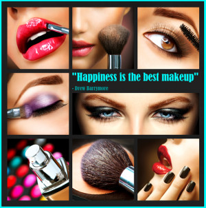 Inspirational Quotes About Makeup