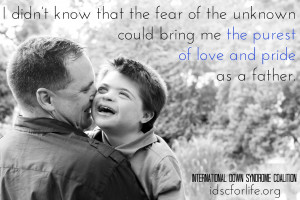 Father's Week: I Am Proud To Be Your Father!