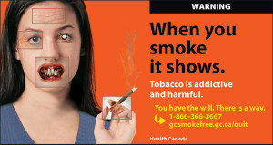 Canada 2012 Health Effects other - targets young women, physical ...