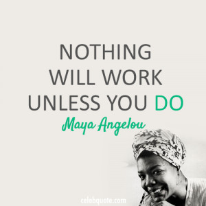 25 Inspirational Maya Angelou Quotes