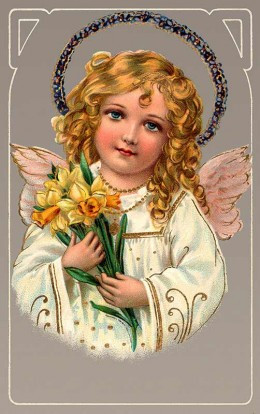 Short Angel Quotes and Sayings