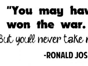 Description for Ronnie Radke Quotes 2013
