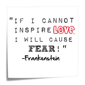 quotes from Frankenstein by Mary ShelleyMorbid Quotes, Awesome Quotes ...