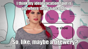 She Who Packs A Punch: Carly Aquilino's Best Quips, Spelled Out In ...