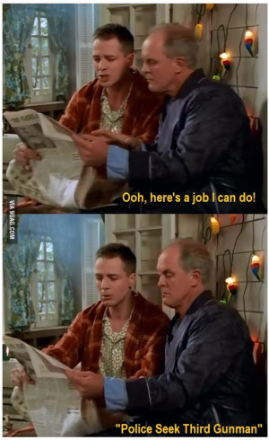3rd Rock from the Sun...need a job? I got one for you.