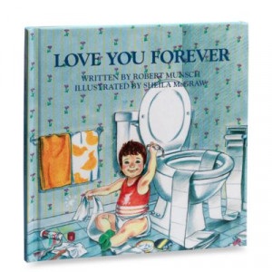 Love You Forever Baby Book