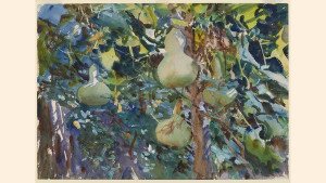 John Singer Sargent's 'Gourds' (1908)
