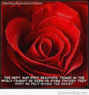 Best roses quotes