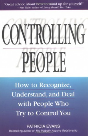 How to Deal With Controlling People
