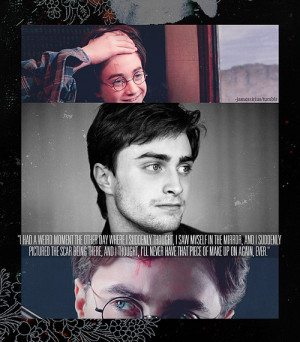 File Name : awnnn-daniel-radcliffe-distance-harry-potter-quote-sad ...