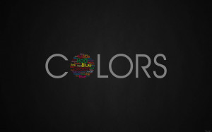 Colors Text Quotes Abstract Vector Wallpaper HD