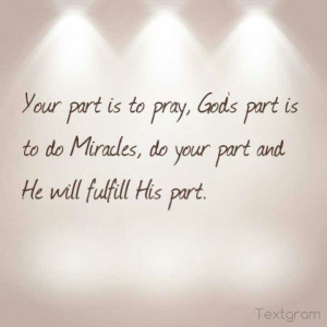Miracles Quotes About Sayings