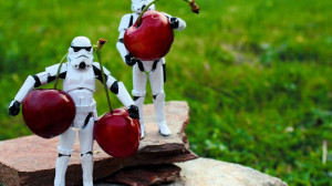 Funny Fruit Wallpapers