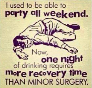 funny quotes party all weekend