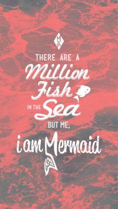 am mermaid More