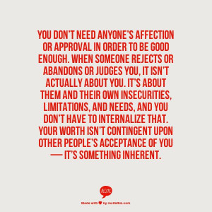 ... Quotes, Danielle Koepk Quotes, Good Enough, Daniel Koepk Quotes