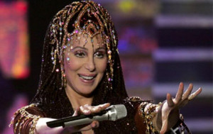 ... and just to put the icing on the cake, the villain is played by Cher