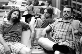 The Big Lebowski. I was introduced to this film by a bunch of German ...