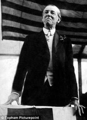Woodrow Wilson Quotes On World War 1 Woodrow wilson