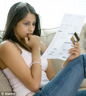 Credit card deals: Currently, a request is often wrongly treated by ...