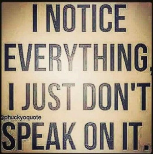 Real Recognize RealThoughts, Life, Quotes, Notice Everything, Speak ...