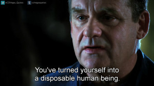 ... Jim Brass Paul Guilfoyle S05e20 Season 5 Quotes Csi Quotes Ellie Brass