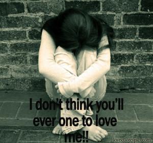 Love Quotes For Her Broken Heart