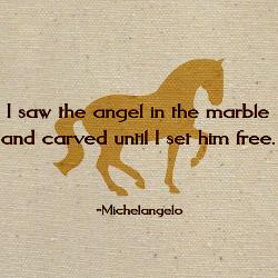 Michelangelo Sayings