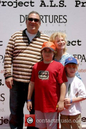 Picture Jeff Garlin at Paramount Studios California USA Saturday