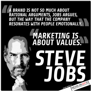 """The article, """" TIMELESS BRANDING LESSONS FROM A YOUNG STEVE JOBS ..."""