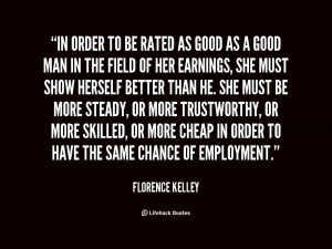 Florence Kelley Quotes