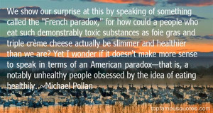 Top Quotes About Unhealthy Eating