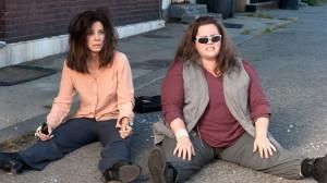 Sandra Bullock stars as Special Agent Sarah Ashburn and Melissa ...