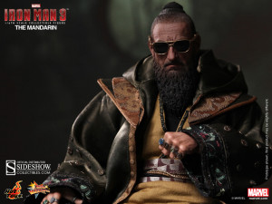 the mandarin the mandarin sixth scale figure by hot toys iron man hot ...