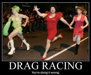 4th Street Drag Race
